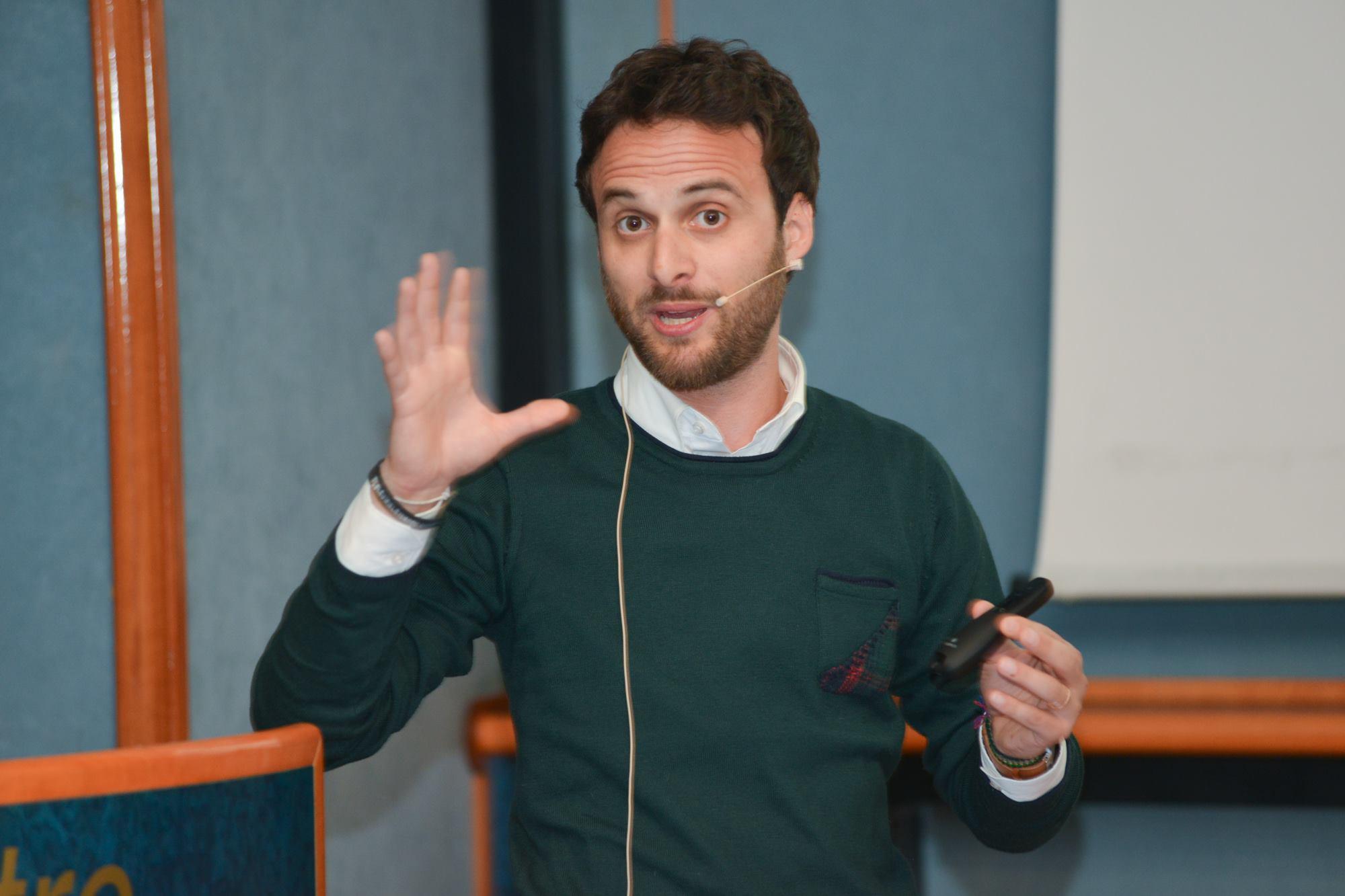 Emanuele Chiericato Relatore Web Marketing